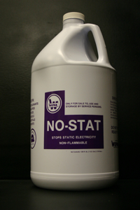 NO-STAT STAINLESS with SOIL RETARDENT #80